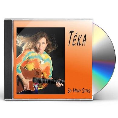 Teka SO MANY STARS CD