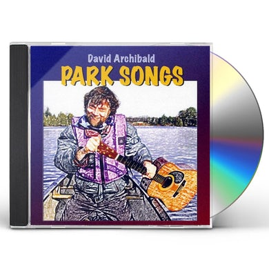 David Archibald PARK SONGS CD