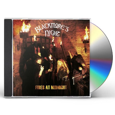 Blackmore'S Night FIRES AT MIDNIGHT CD