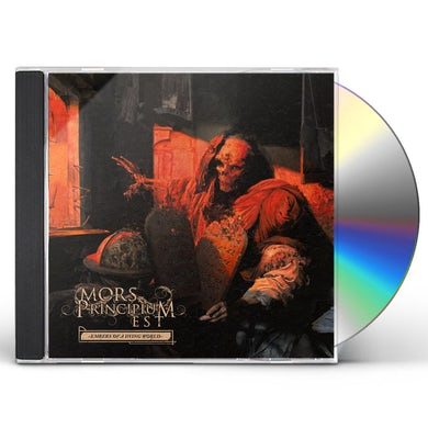 EMBERS OF A DYING WORLD CD