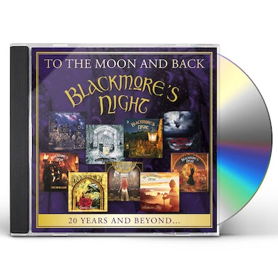 Blackmore'S Night TO THE MOON & BACK - 20 YEARS & BEYOND CD