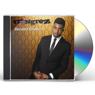 Congrez SECOND CHANCE CD