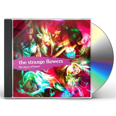 Strange Flowers THE GRACE OF LOSERS CD