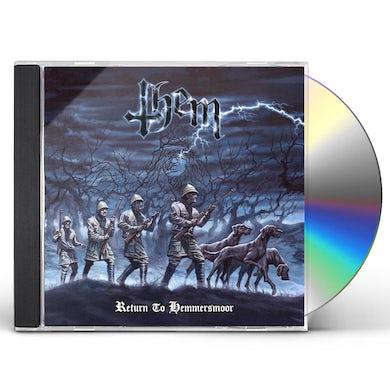 Them  Return To Hemmersmoor CD