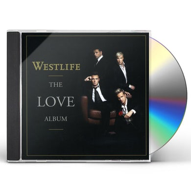 Westlife LOVE ALBUM CD