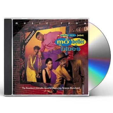 Branford Marsalis MUSIC FROM MO BETTER BLUES CD