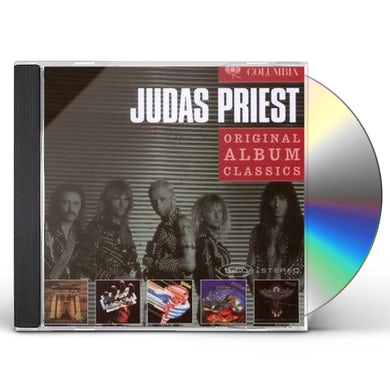 Judas Priest ORIGINAL ALBUM CLASSICS CD