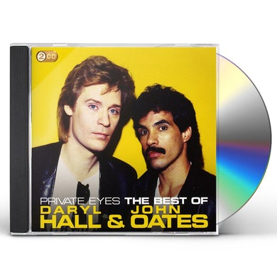 Hall & Oates PRIVATE EYES: BEST OF CD