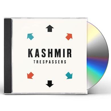 Kashmir TRESPASSERS CD