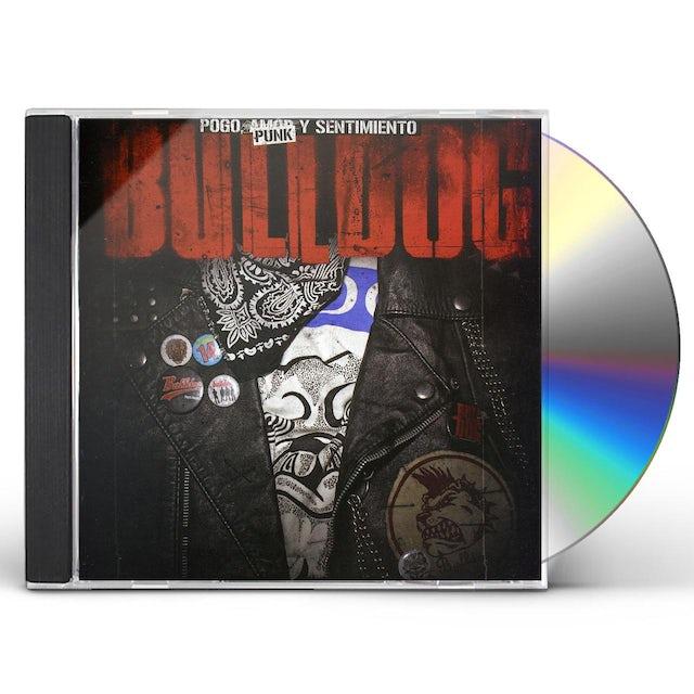 Bulldog POGO PUNK Y SENTIMIENTO 20 ANOS CD
