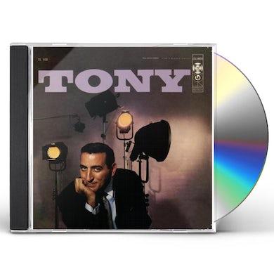 Tony Bennett TONY CD