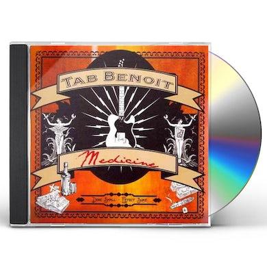 Tab Benoit MEDICINE CD