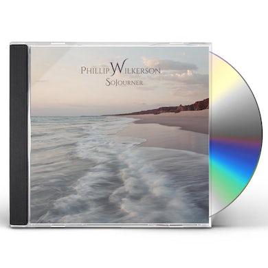 Phillip Wilkerson SOJOURNER CD