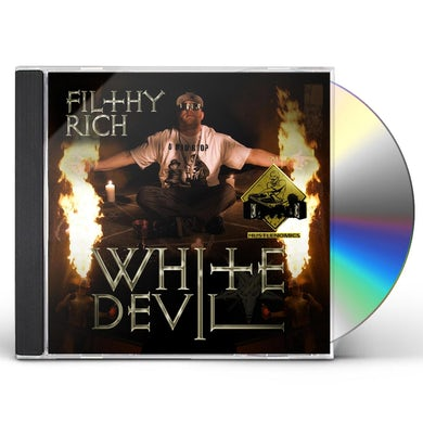 Filthy Rich WHITE DEVIL CD