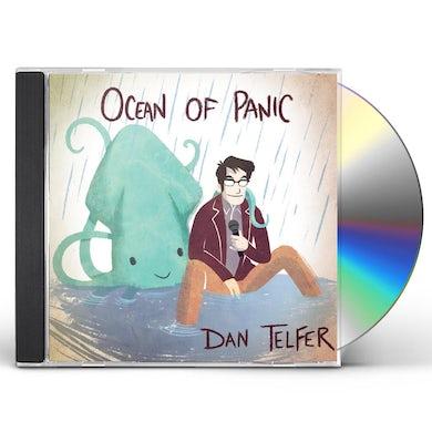 Dan Telfer OCEAN OF PANIC CD