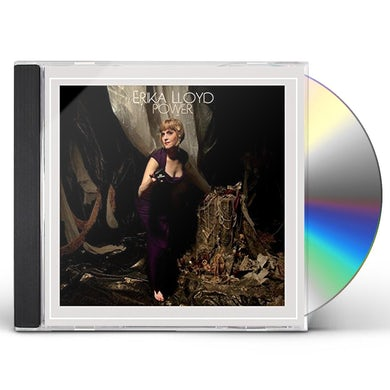Erika Lloyd POWER CD