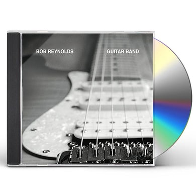 Bob Reynolds GUITAR BAND CD