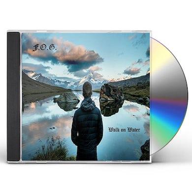 Fog WALK ON WATER CD