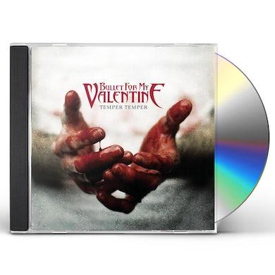 Bullet For My Valentine Temper Temper CD