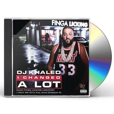 DJ Khaled I CHANGED A LOT CD
