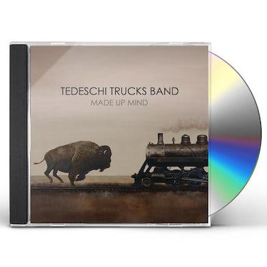 Tedeschi Trucks Band MADE UP MIND CD