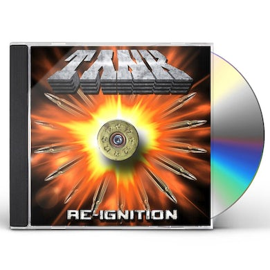 Tank Re-Ignition CD