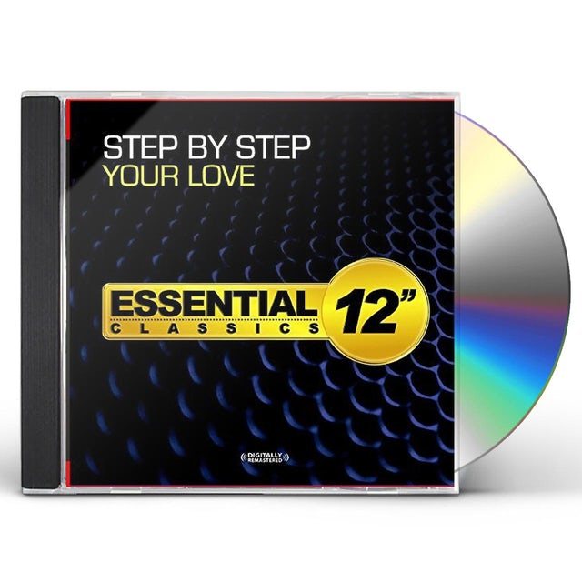 Step By Step YOUR LOVE CD