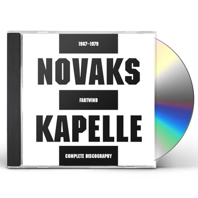Novaks Kapelle COMPLETE DISCOGRAPHY CD
