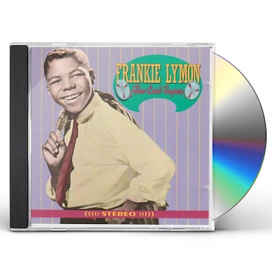 Frankie Lymon LOST TAPES (FROM THE EARLY 60S) CD