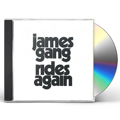 James Gang RIDES AGAIN CD