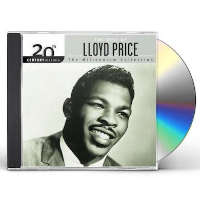 Lloyd Price 20TH CENTURY MASTERS: MILLENNIUM COLLECTION CD