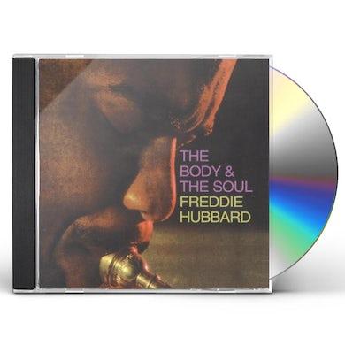 Freddie Hubbard BODY & THE SOUL CD