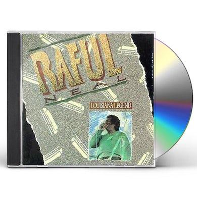Raful Neal LOUISIANA LEGEND CD