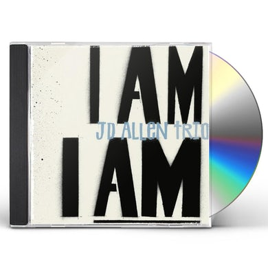 JD Allen I AM I AM CD