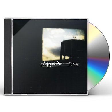 Mogwai EP + 6 CD
