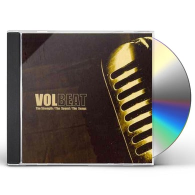 Volbeat STRENGTH THE SOUNDS THE SONGS CD