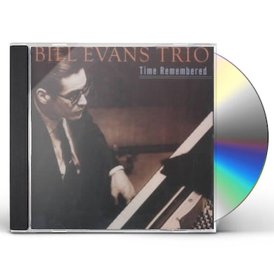 Bill Evans Trio TIME REMEMBERED CD