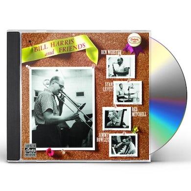 Bill Harris FRIENDS CD