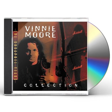 Vinnie Moore COLLECTION: THE SHRAPNEL YEARS CD