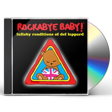 Rockabye Baby! LULLABY RENDITIONS OF DEF LEPPARD CD