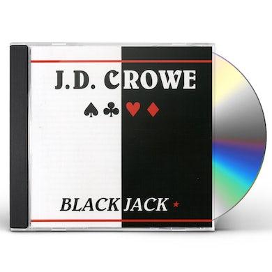 J.D. Crowe BLACKJACK CD