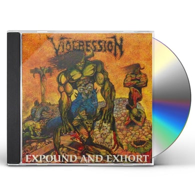 Viogression EXPOUND & EXHORT CD