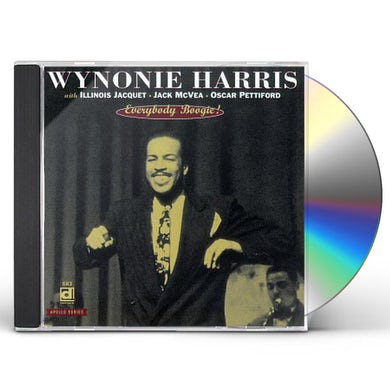 Wynonie Harris EVERYBODY BOOGIE CD