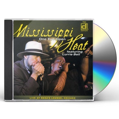 Mississippi Heat ONE EYE OPEN: LIVE AT ROSA'S LOUNGE CHICAGO CD