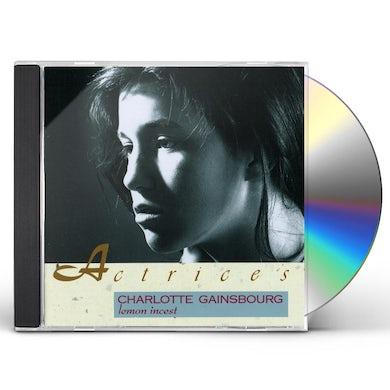 Charlotte Gainsbourg LEMON INCEST CD