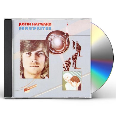 Justin Hayward SONGWRITER CD