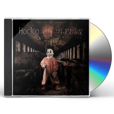 Hocico The Spell Of The Spider (2 CD)(Deluxe Edition) CD