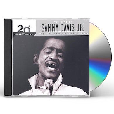 Sammy Davis Jr 20TH CENTURY MASTERS: MILLENNIUM COLLECTION CD