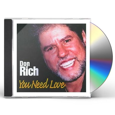 Don Rich YOU NEED LOVE CD