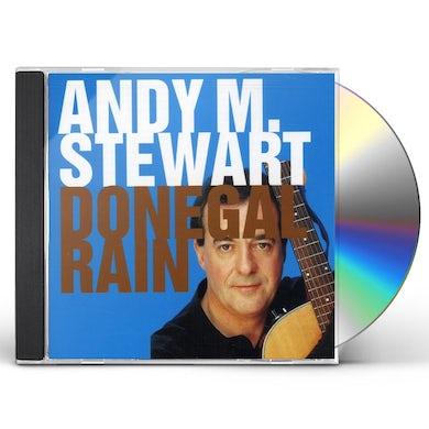 Andy Stewart DONEGAL RAIN CD